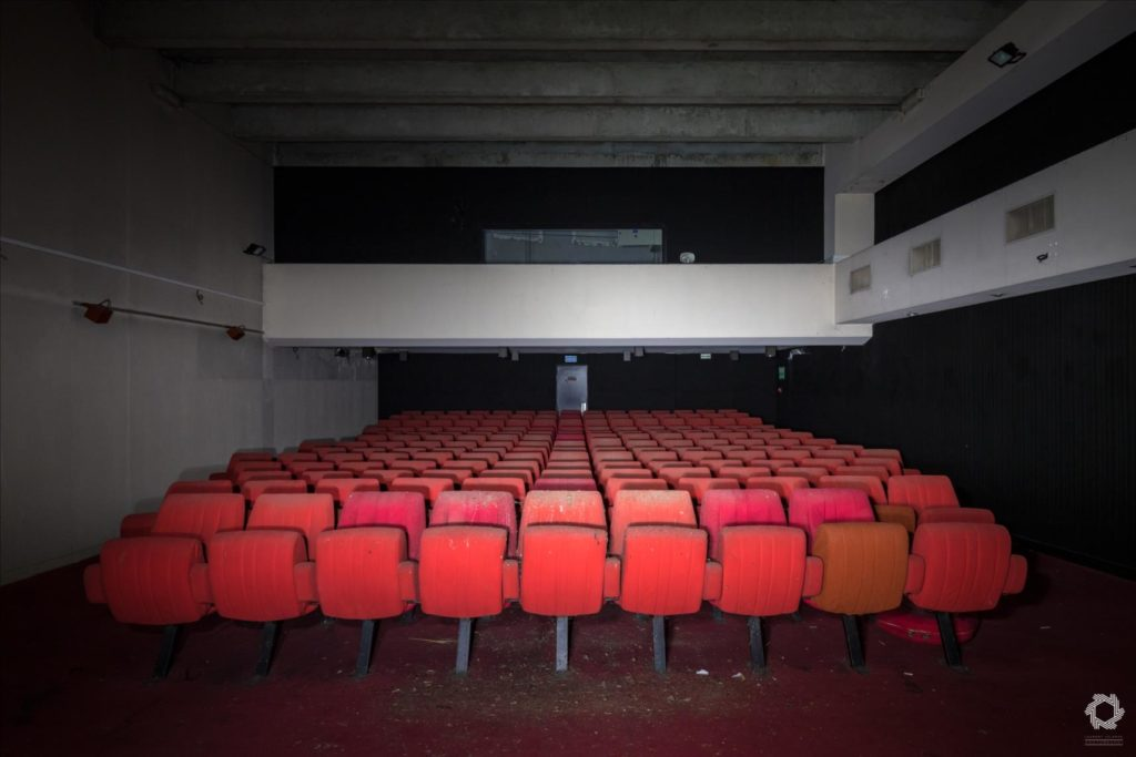 Photo Urbex Cinema Commerce Laurent Lelarge (6)
